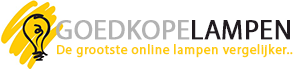 Goedkope lampen Logo